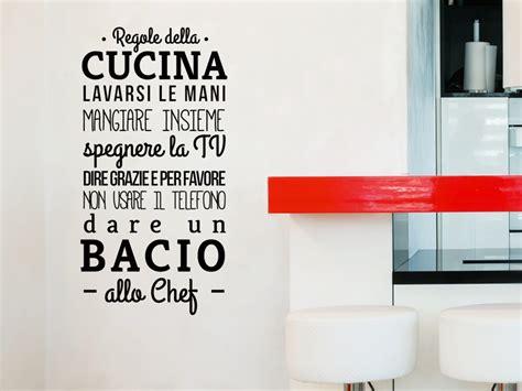 Home Decor 3d Stickers wallstickers adesivi parete regole della cucina lavarsi le