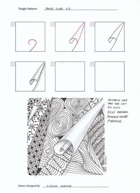zentangle pattern coil pinterest the world s catalog of ideas