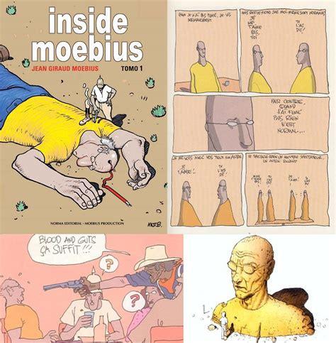 libro inside moebius 2 comicverso jean giraud quot mœbius quot 1938 2012