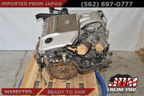 rx awd  engine jdm mz vvti toyota highlander  ebay