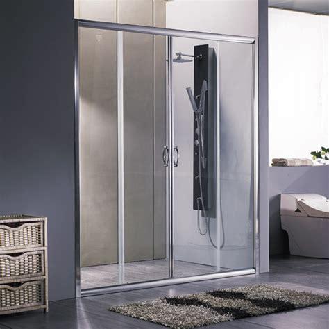 anta doccia nicchia porta scorrevole per nicchia anta scorrevole da 170 o 180