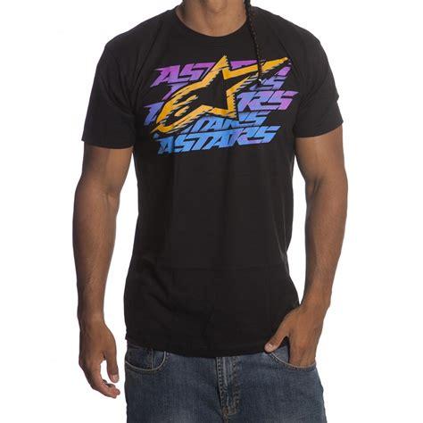 T Shirt Alpinestar Hitam alpinestars t shirt bk buy fillow skate shop