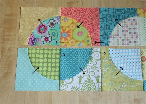 Circle Quilt Block Tutorial by 1000 Images About Quilt Blocks On Pereira