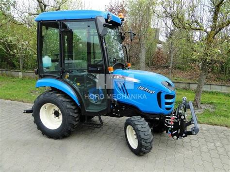 Ls Value by Used Ls Mtron J27 Tractors Year 2017 Price 11 410 For