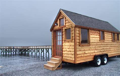tiny homes on wheels martin house to go