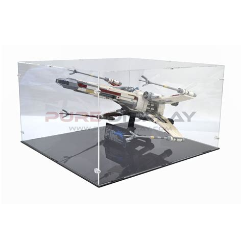 Lego 10240 Wars lego 10240 five x wing starfighter display