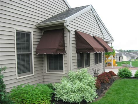 Awnings Pa by Window Awnings Kreider S Canvas Service Inc