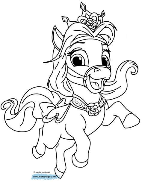 disney coloring pages palace pets disney palace pets printable coloring pages 2 disney