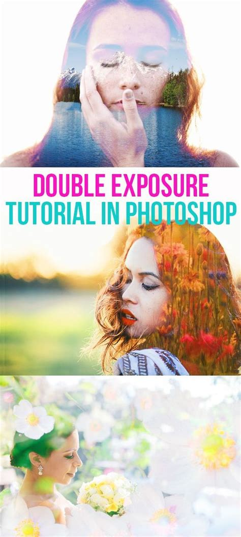 tutorial double exposure indonesia pinterest the world s catalog of ideas