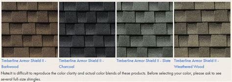 gaf timberline armor shield ii shingles gaf master elite