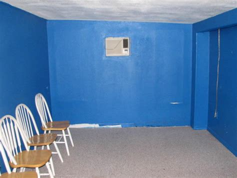 is it bad to paint a room while our tint shop