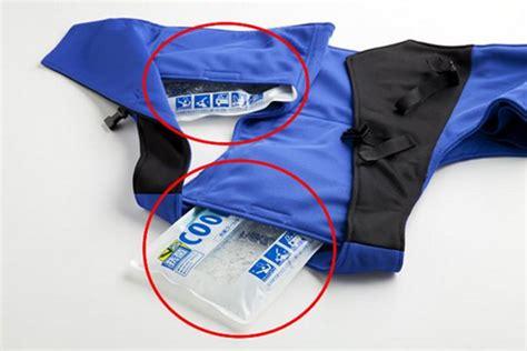 cooling jacket japan trend shop summer vest cooling jacket