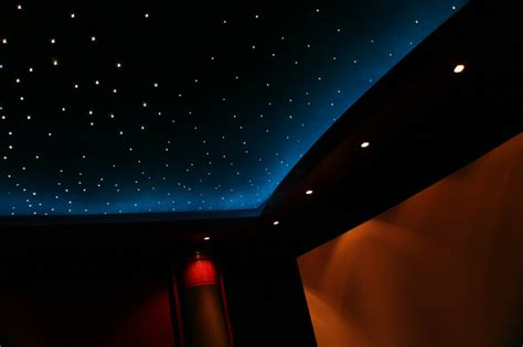 Twinkling Ceiling Lights Tails Twinkle Ceiling Kit Fibre Optic Celings Ceiling Kits Sensory Warehouse