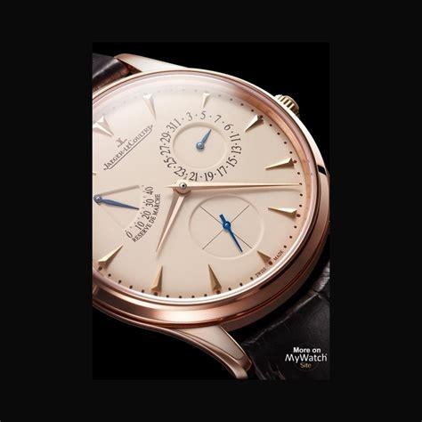 Jeager Lecoultre Master Ultra Thin Reserve De Marche jaeger lecoultre master ultra thin r 233 serve de marche master q1372520 pink gold