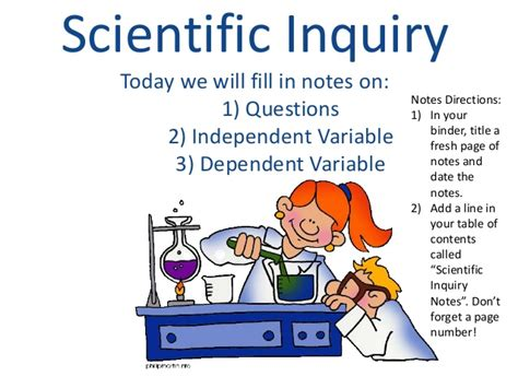 section 1 5 what is scientific inquiry answers scientific inquiry part 1