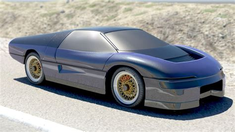 Chrysler Turbo Interceptor by Dodge M4s Turbo Interceptor Tv Cars