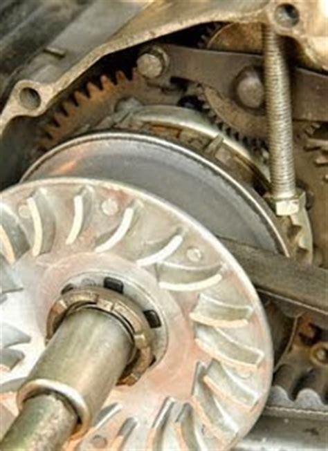 Baut Dek Vario Beat Stainlis cara mengganti roller motor matic mio vario beat dan lainya otomotif