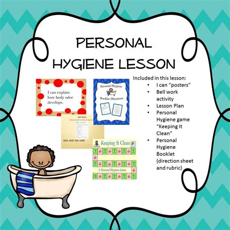 hairstyling lesson plan personal hygiene lesson personal hygiene