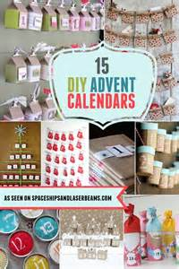 Pics photos 12 diy advent calendar ideas