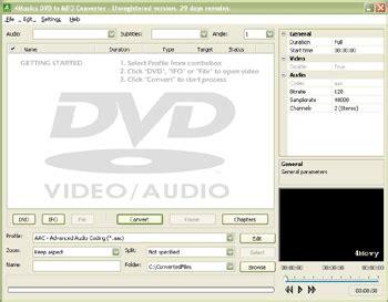 audio format on dvd 4musics dvd to mp3 converter