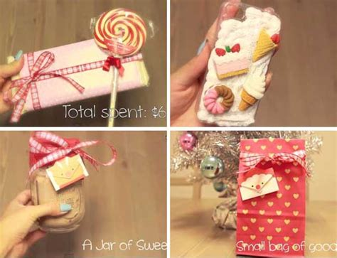 24 quick and cheap diy christmas gifts ideas g l i t t e