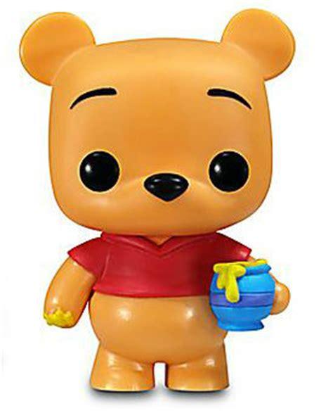 Funko Pop Original Winnie The Pooh Winnie The Pooh Flocked winnie the pooh pop vinyl by disney from funko trt