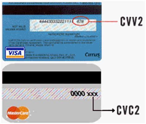 Where Is The Cvv Code On A Visa Gift Card - cvv kod betalkorten se
