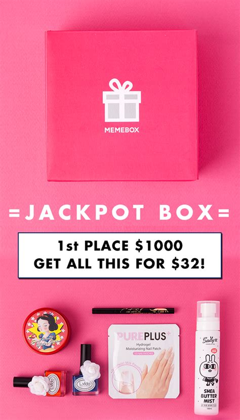 Meme Box - massive jackpot memebox launching today musings of a muse