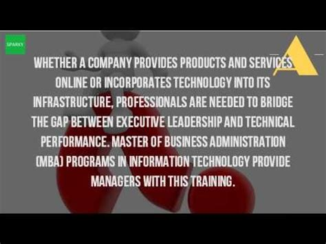 What Is Mba In Information Technology by What Is Mba In Information Technology