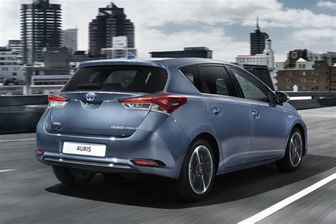 Toyota Auris 2016 Drive Review Toyota Auris Facelift 2016