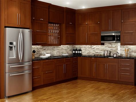 stained wood kitchen cabinets the latest trends in kitchen and bathroom cabinet finishes