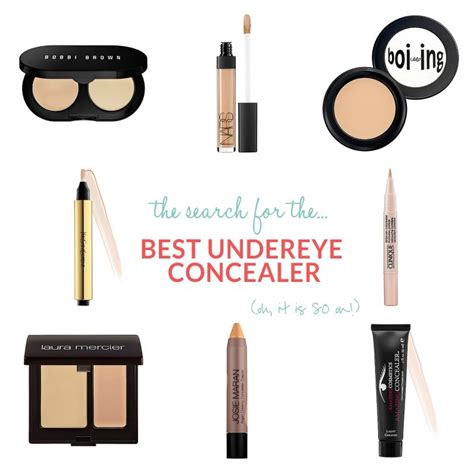 The Search For The Best Undereye Concealer Beauty Best Concealer For Wedding