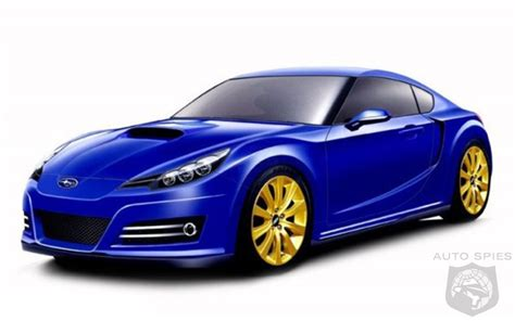 Sporty Subaru by Subaru S Upcoming Sporty Coupe Expected To Be An Image