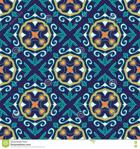 design elements tile vector seamless texture beautiful colored pattern for