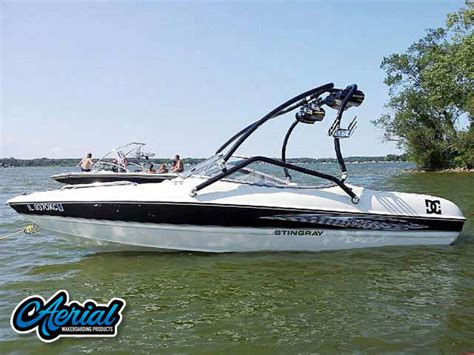 best wake boat for the money stingray wakeboard tower gallery