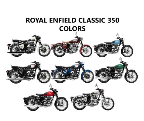 classic color royal enfield bullet classic 350 all colours hobbiesxstyle