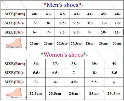 shoe sizing chart width style guru fashion glitz