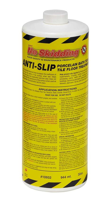 antislip products for slippery porcelain bathtub solutions anti slip tile treatment do it yourself order online