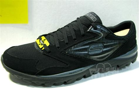 mens size 16 athletic shoes skechers go run s size 16 black running shoes nib ebay