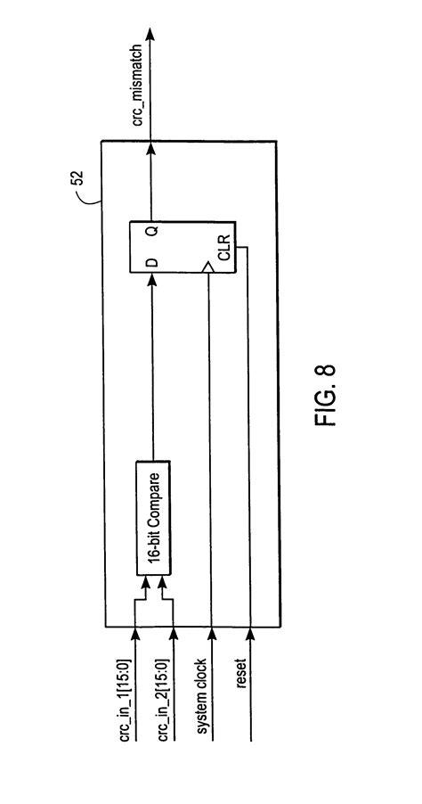 holding pattern test patent us7062696 algorithmic test pattern generator
