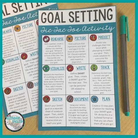 8 goal setting freeware options for helping you meet all a great blog of secondary english teachers helping you