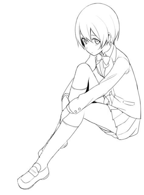 Anime Para Colorear Imagui | Jzgreentown.com