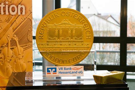 vr bank gold kaufen sicherheit und wertbest 228 ndigkeit vr bank intensiviert