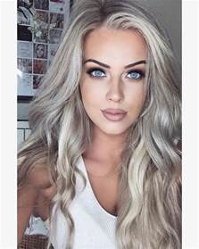 will silver hair with lowlights make me look 25 best ideas about silver blonde hair on pinterest