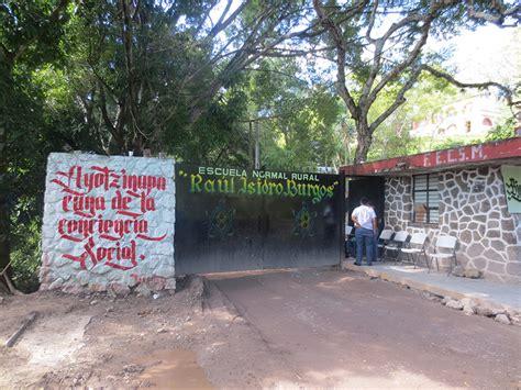escuela normal rural de ayotzinapa wikipedia la las escuelas los 43 de ayotzinapa