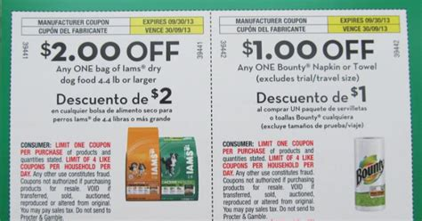 dog food coupons in the mail iams lifelong rewards