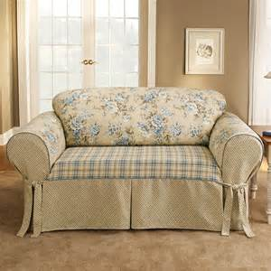 fitted sofa covers sure fit slipcovers seat slipcover atg stores