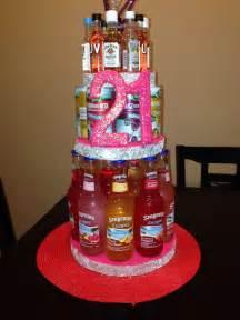 alkohol kuchen 21st birthday cake gift ideas