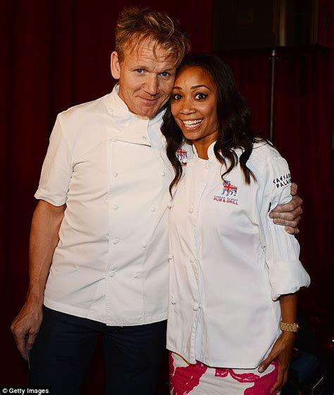 Hell S Kitchen Uk by Hell S Kitchen Winner Ja Nel Witt Loses Las Vegas