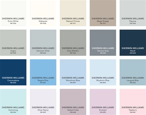 sherwin williams paint room pbteen paint colors from sherwin williams pbteen